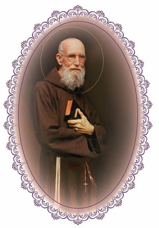 Capuchin Mission/Seraphic Mass Association Cards